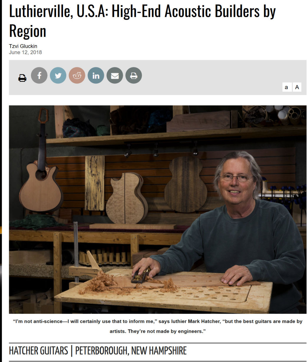 Premium Guitar Hatcher Guitars Article Header